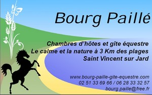 Bourg paille