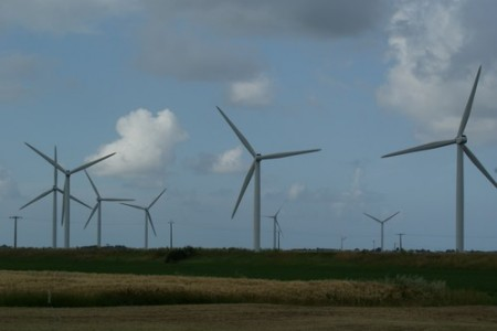 Parc éolien de Bouin