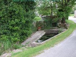 Fontaine lavoir Le Fief Foussais