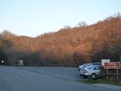 Parking de Mervent Pont de la Vallée