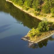 Mervent- le Chêne Tord – les Barrages
