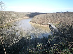 barrage de Pierre Brune