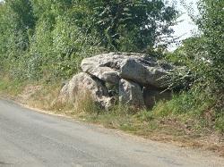 Dolmen de Savatole