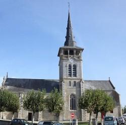 Eglise St Martin de Vertou